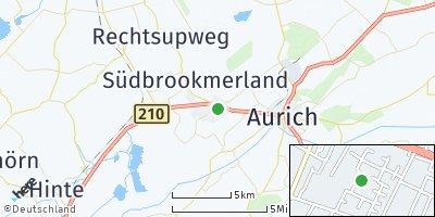 Google Map of Moordorf
