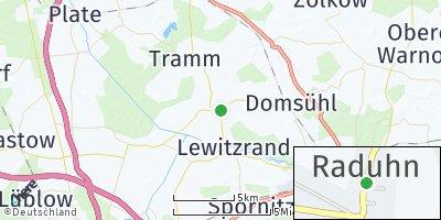 Google Map of Raduhn