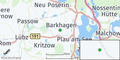 Google Map of Barkhagen