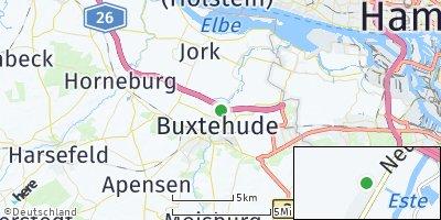 Google Map of Neuland