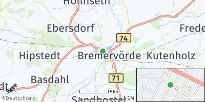 Google Map of Bremervörde
