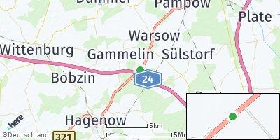 Google Map of Bandenitz