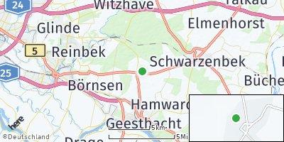 Google Map of Dassendorf