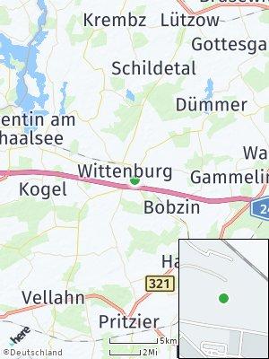 Here Map of Wittenburg