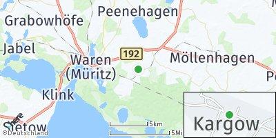 Google Map of Kargow