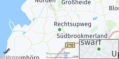Google Map of Upgant-Schott