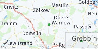 Google Map of Grebbin