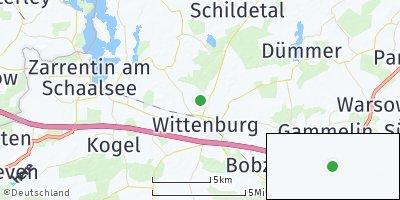 Google Map of Wittendörp