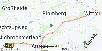 Google Map of Dietrichsfeld