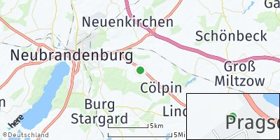 Google Map of Pragsdorf