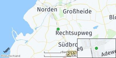 Google Map of Osteel