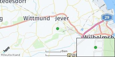 Google Map of Upjever