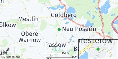 Google Map of Diestelow