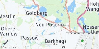 Google Map of Neu Poserin