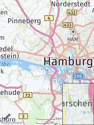 Here Map of Othmarschen