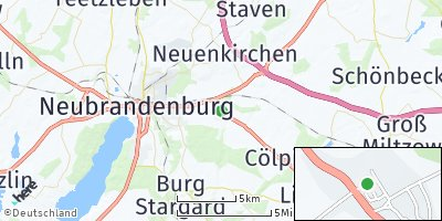 Google Map of Sponholz