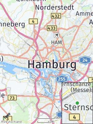 Here Map of Sternschanze