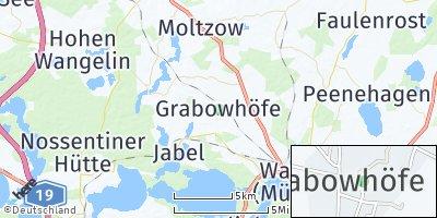 Google Map of Grabowhöfe