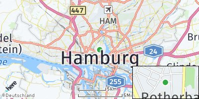 Google Map of Rotherbaum