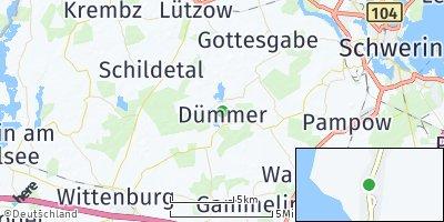 Google Map of Dümmer