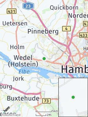 Here Map of Sülldorf