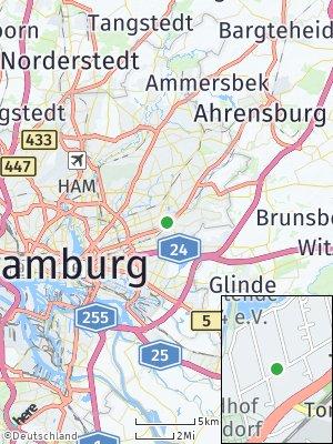 Here Map of Tonndorf