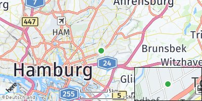 Google Map of Tonndorf
