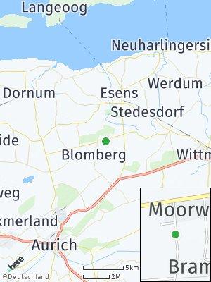Here Map of Moorweg