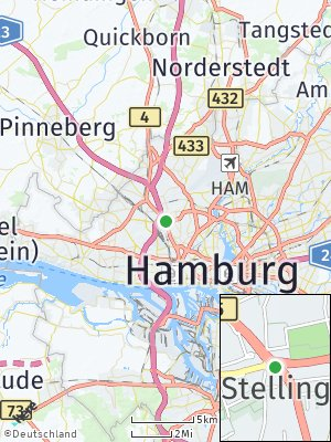 Here Map of Stellingen