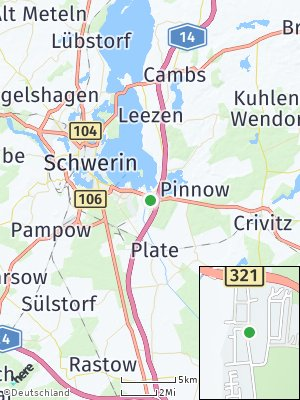 Here Map of Raben Steinfeld