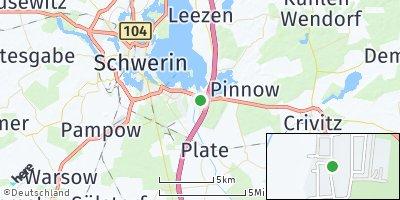 Google Map of Raben Steinfeld