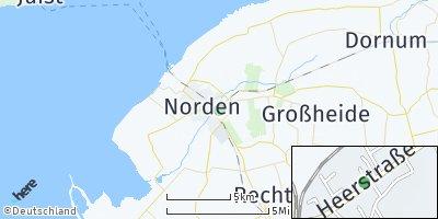 Google Map of Bargebur