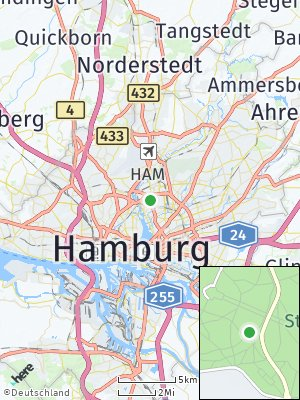 Here Map of Winterhude