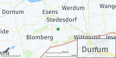 Google Map of Dunum