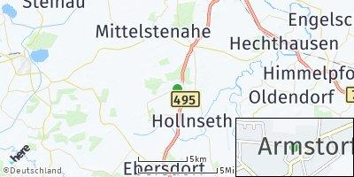 Google Map of Armstorf