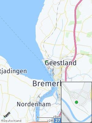 Here Map of Weddewarden