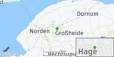 Google Map of Hage