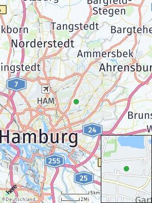 Here Map of Bramfeld