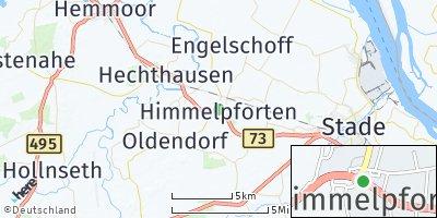 Google Map of Himmelpforten