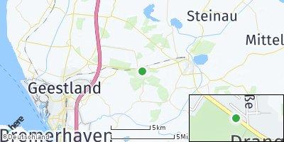 Google Map of Drangstedt