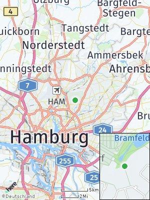Here Map of Steilshoop