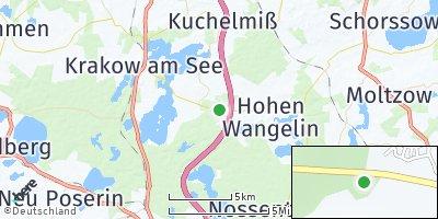 Google Map of Dobbin-Linstow
