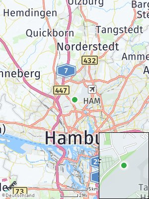 Here Map of Niendorf