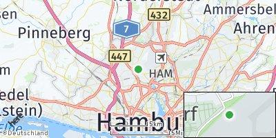 Google Map of Niendorf