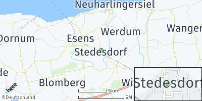 Google Map of Stedesdorf