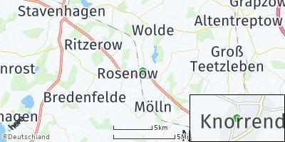 Google Map of Knorrendorf