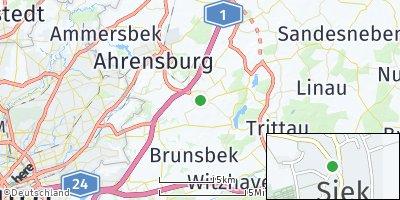 Google Map of Siek