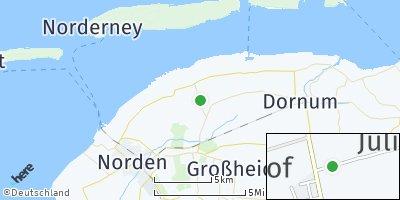 Google Map of Hagermarsch