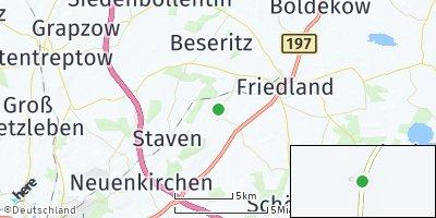 Google Map of Datzetal