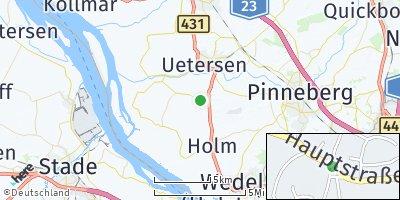 Google Map of Heist